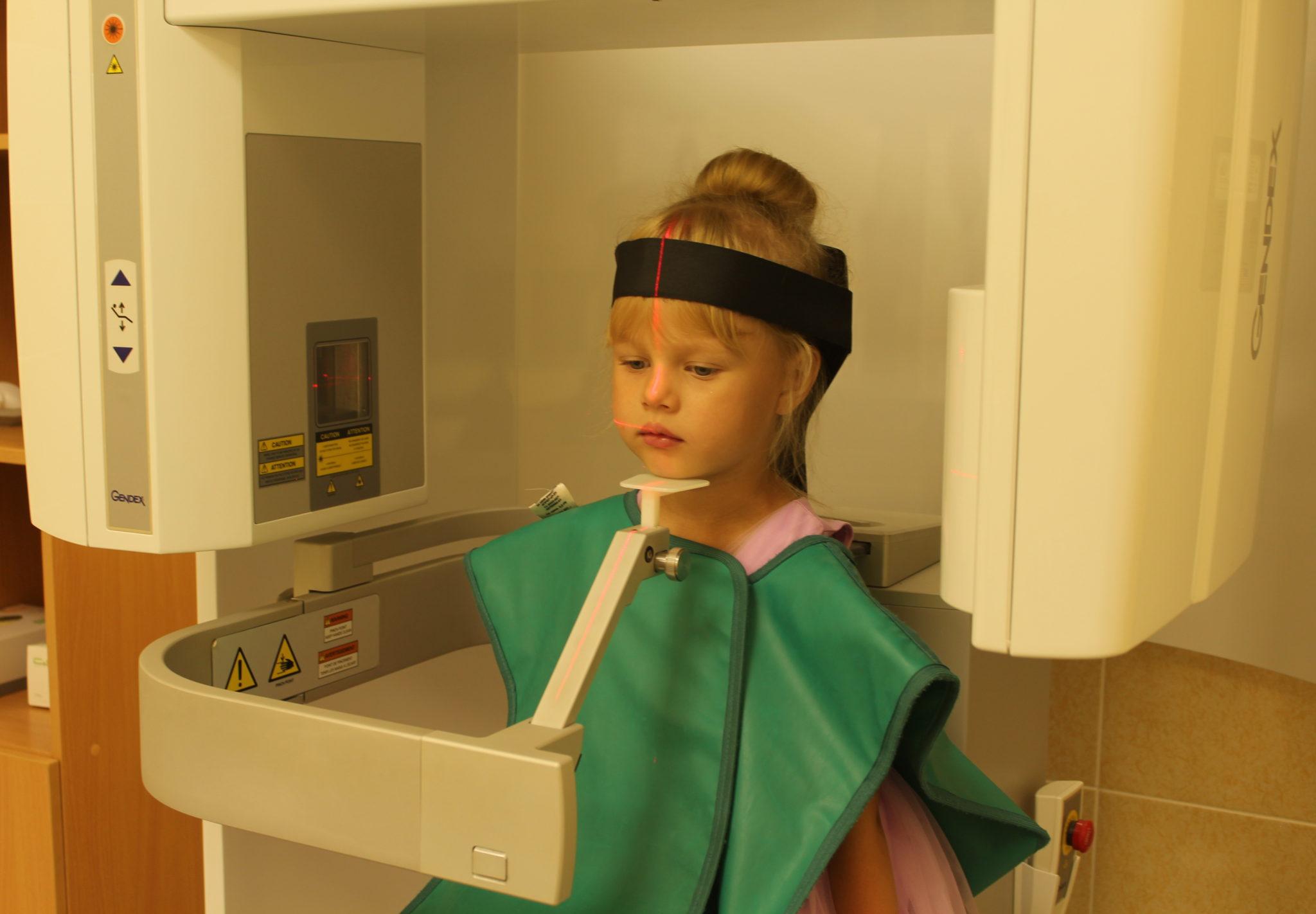 компьютерная томография для детей